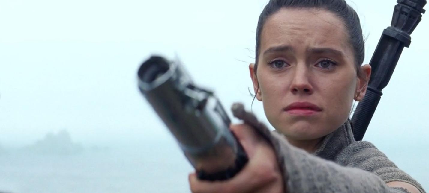 Глава Disney уже посмотрел Star Wars: The Last Jedi и поделился мнением