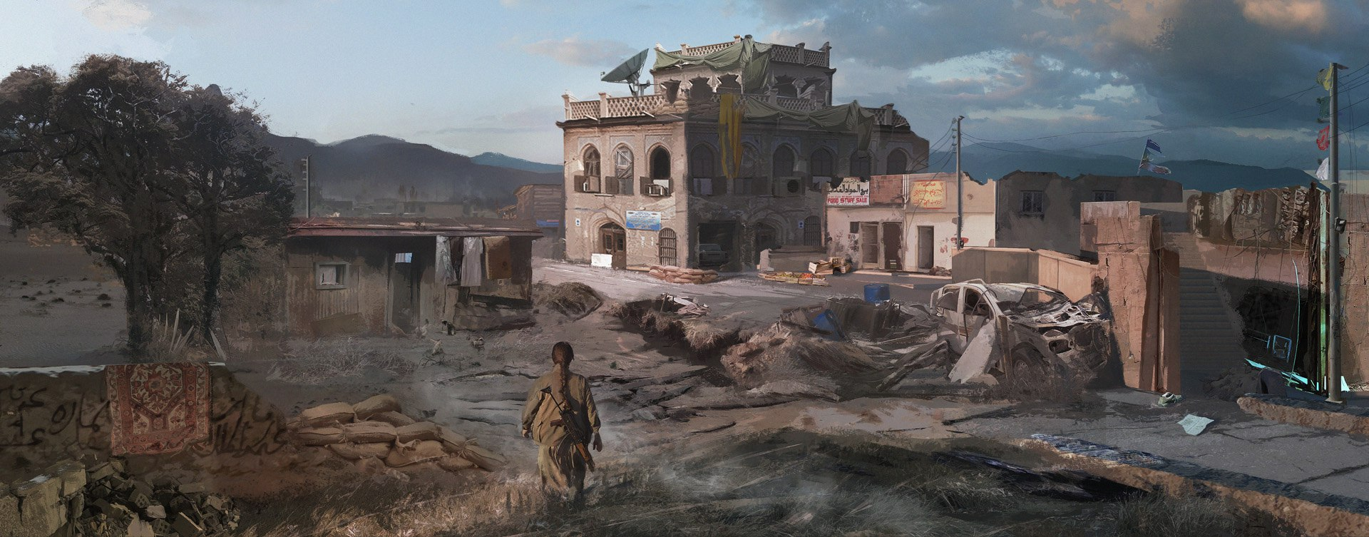 Insurgency: Sandstorm (2017) PC - Скриншот 2