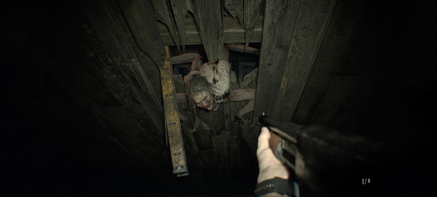На PC-версии Resident Evil 7 вышел патч для старых процессоров
