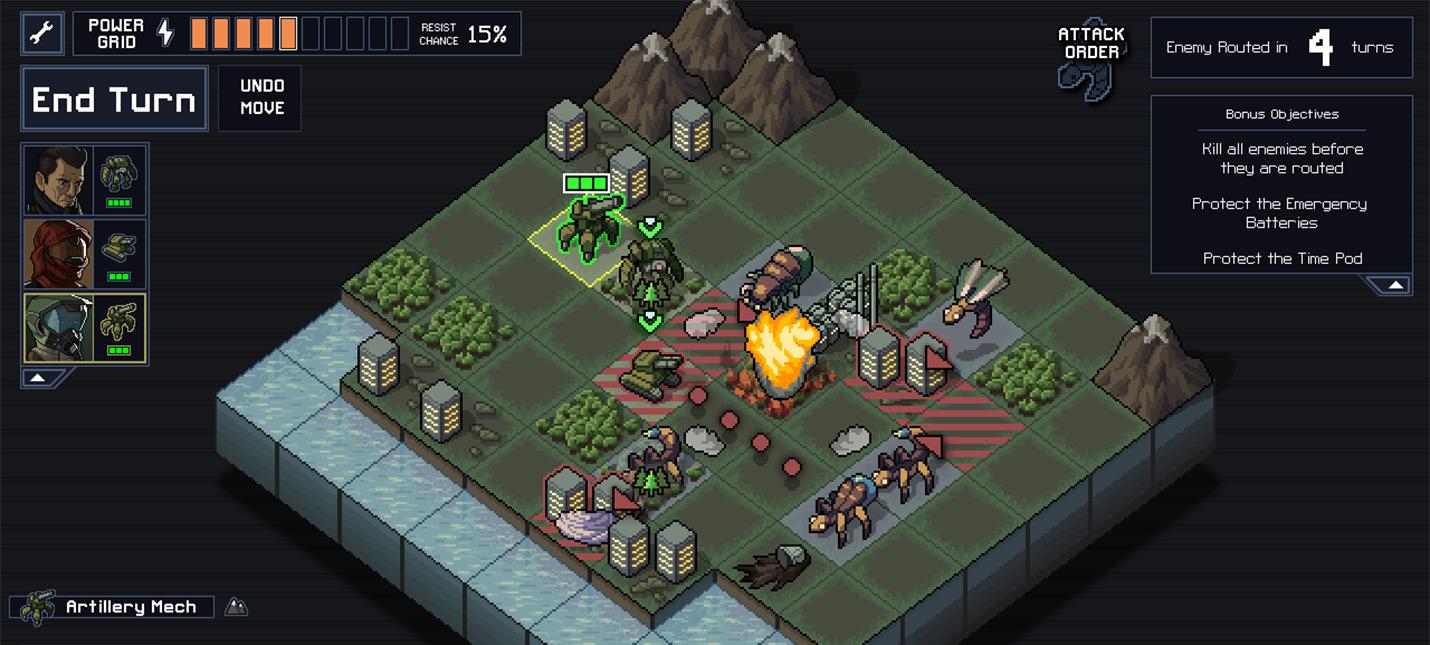 Into the Breach — новая игра от создателей FTL
