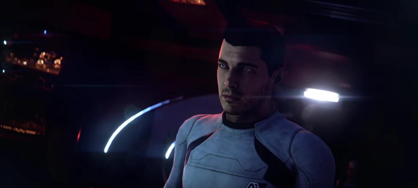 В создании Mass Effect Andromeda участвовали разработчики NFS, FIFA и Battlefield