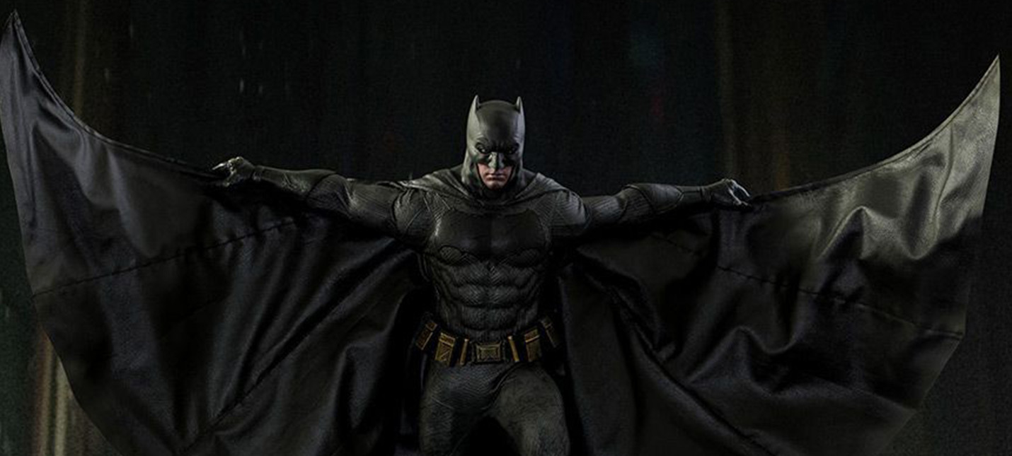Фигурка Бэтмена по Suicide Squad от Hot Toys