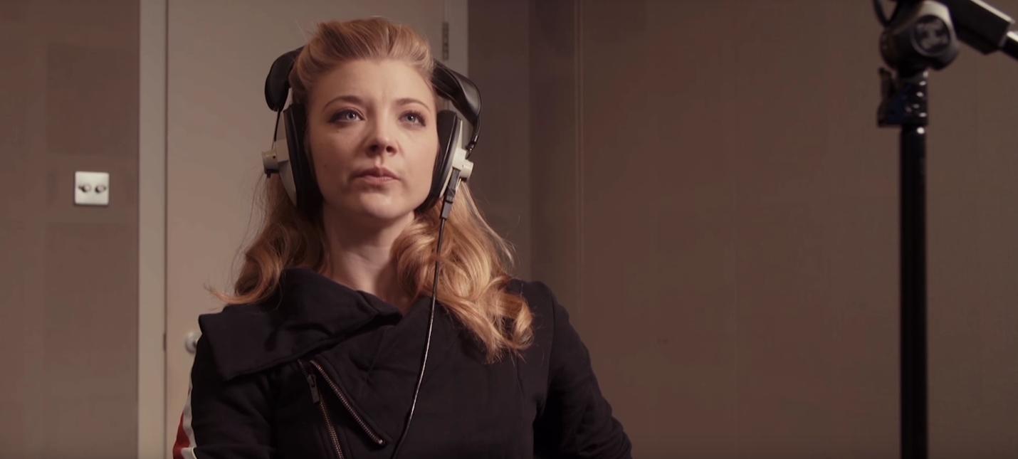 Натали Дормер озвучила азари-доктора в Mass Effect Andromeda