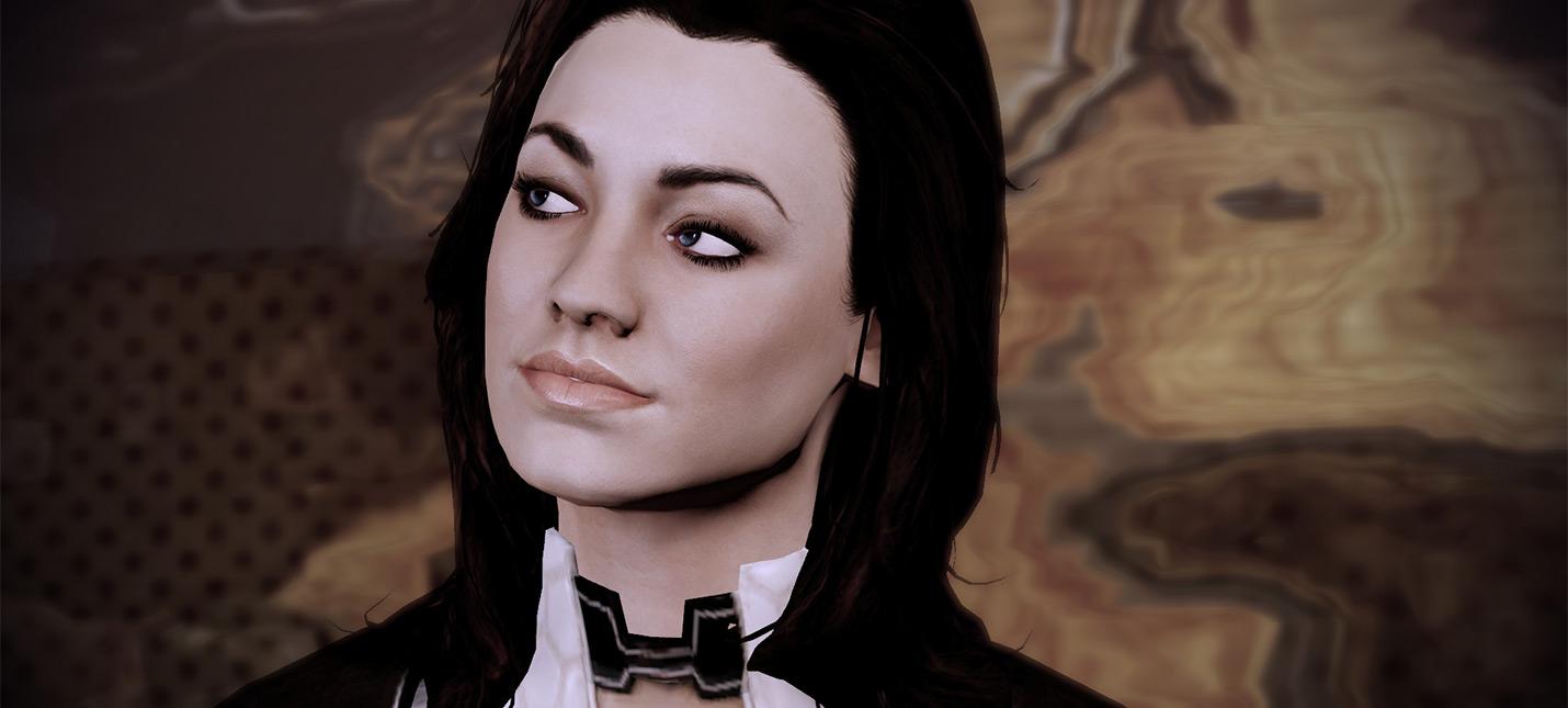 """Актриса, исполнившая роль Миранды Лоусон в Mass Effect, присоединилась к новому """"Хищнику"""""""