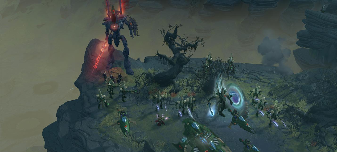 Открыта регистрация на бету Dawn of War 3