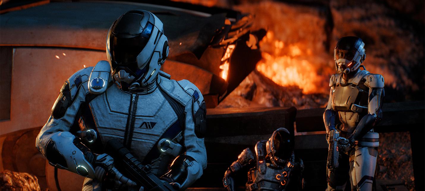Почему я жалею о предзаказе Mass Effect Andromeda