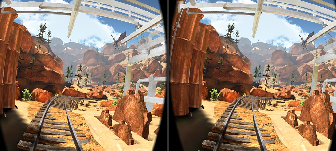 VR-симулятор для бедных работает от одного силача
