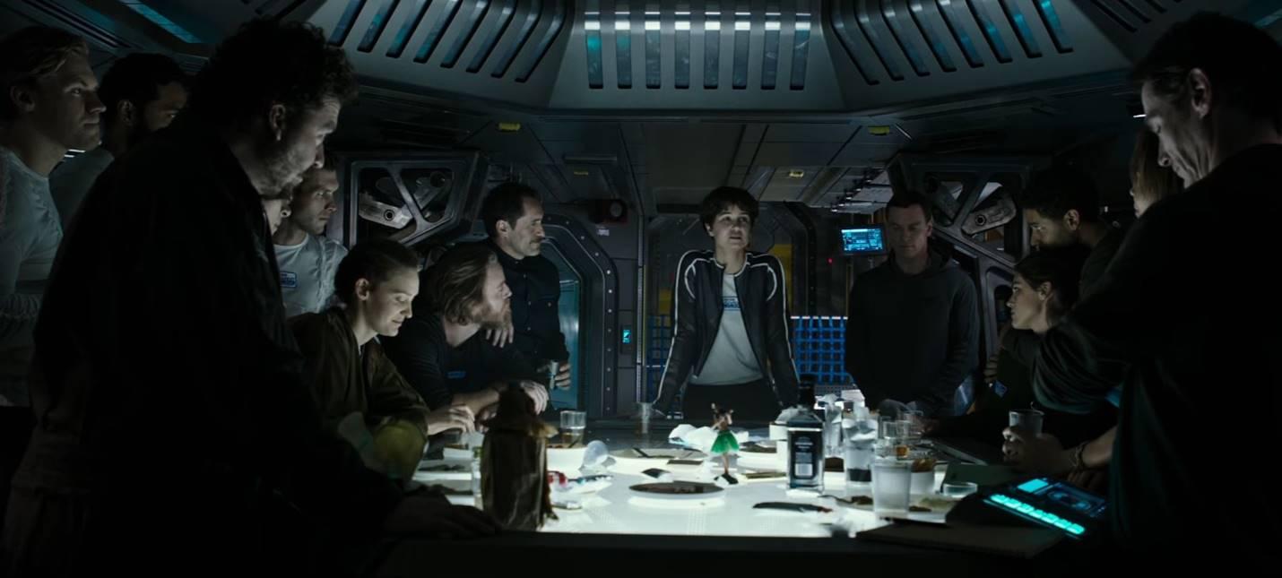 Alien: Covenant станет самым кровавым фильмом франшизы