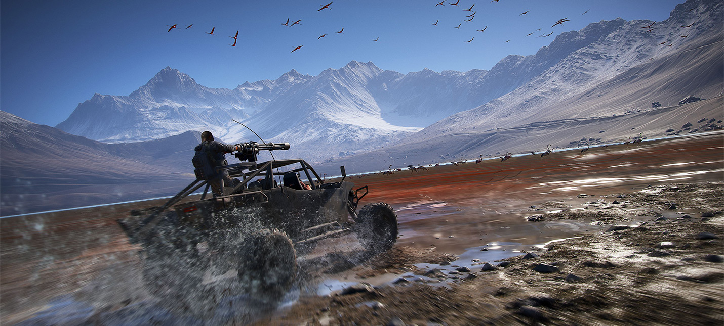 Правительство Боливии обиделось на Францию из-за Ghost Recon: Wildlands