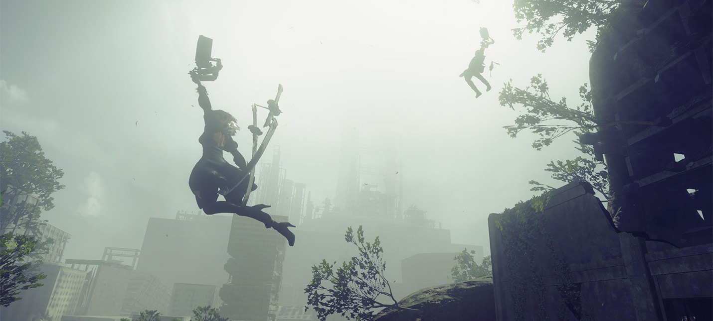 NieR: Automata выйдет на PC 17 марта