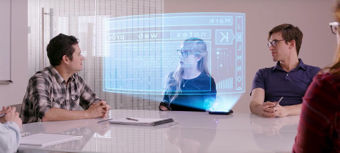 Голографические компьютеры — не такая уж хорошая идея