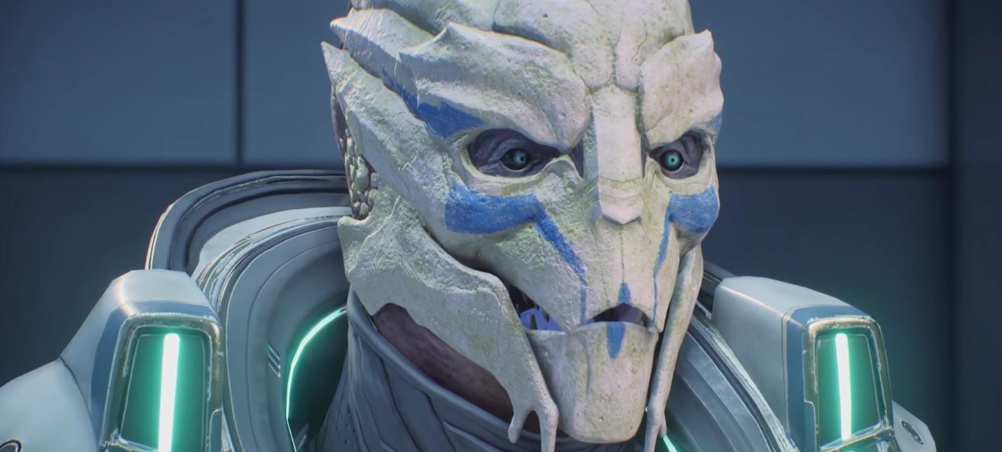 Прогулка по Нексусу в Mass Effect Andromeda от IGN