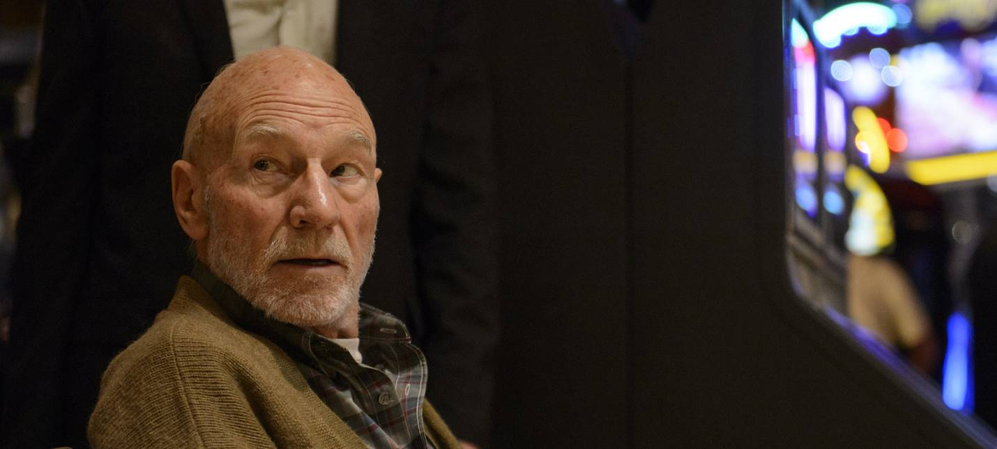 Сэр Патрик Стюарт не против появления в сериале Legion