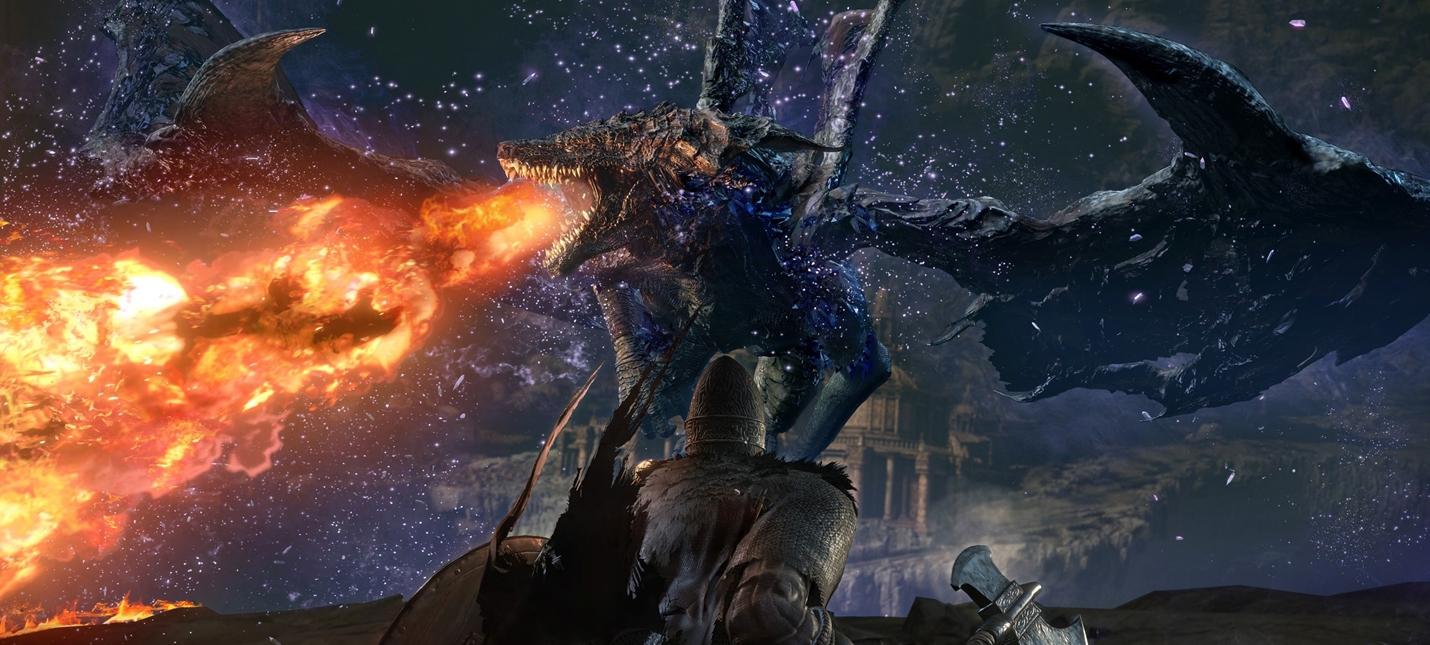Пачка скриншотов The Ringed City — последнего дополнения Dark Souls III