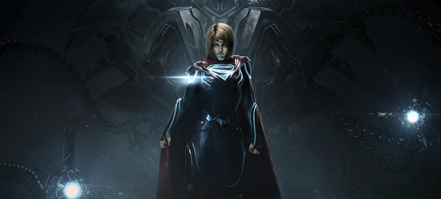 Второй сюжетный трейлер Injustice 2