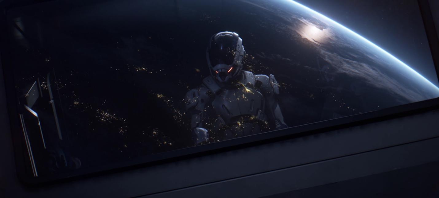 Мой Mass Effect: одна история из тысяч