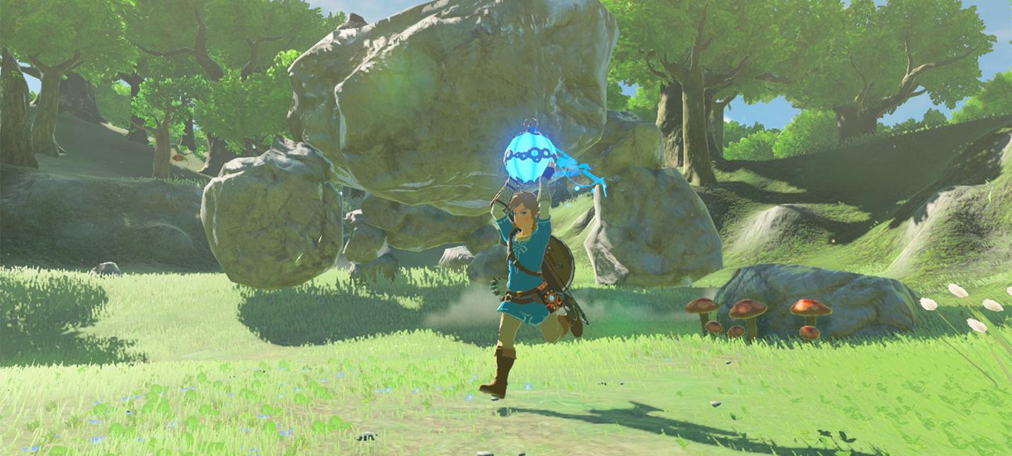 Блоггера DDoS'ят за обзор Zelda: Breath of the Wild на 7/10
