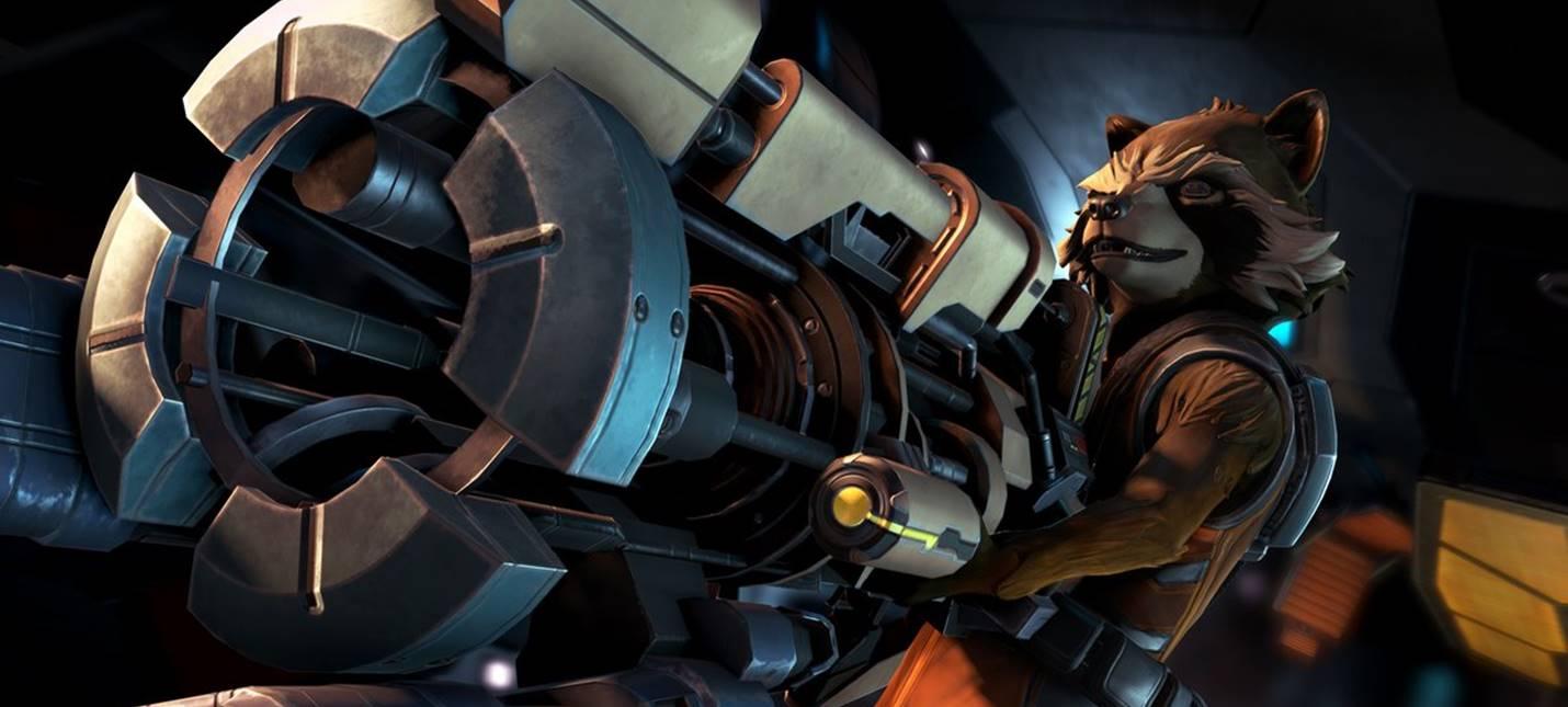 Четыре новых изображения Guardians of the Galaxy: The Telltale Series