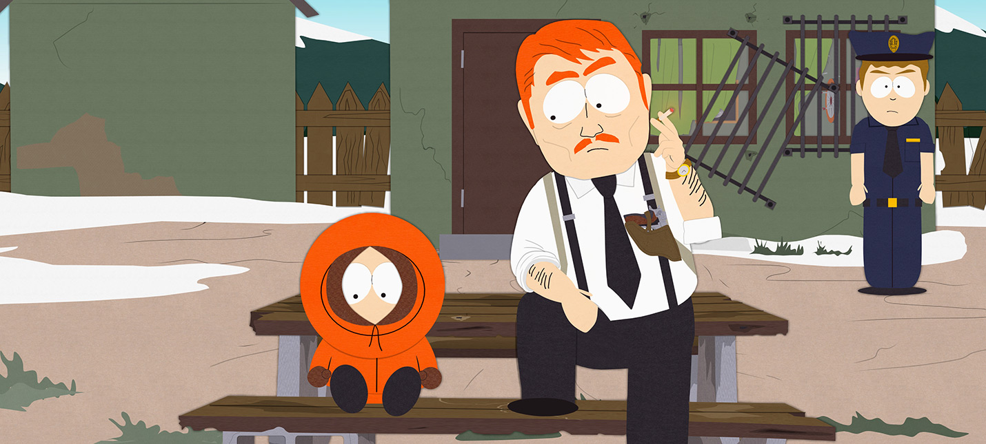 Kenny McCormick  South Park Archives