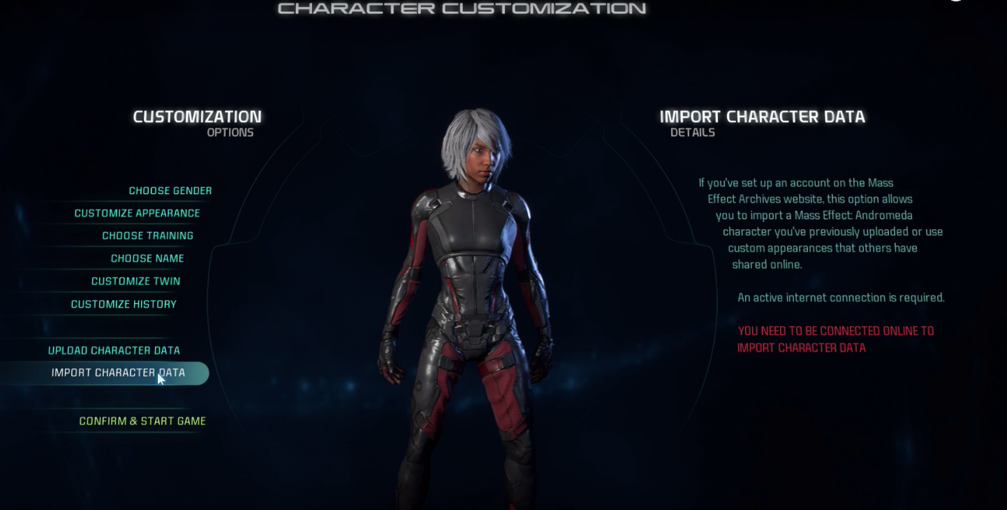 Mass Effect Andromeda: Покажите своего Райдера - Shazoo
