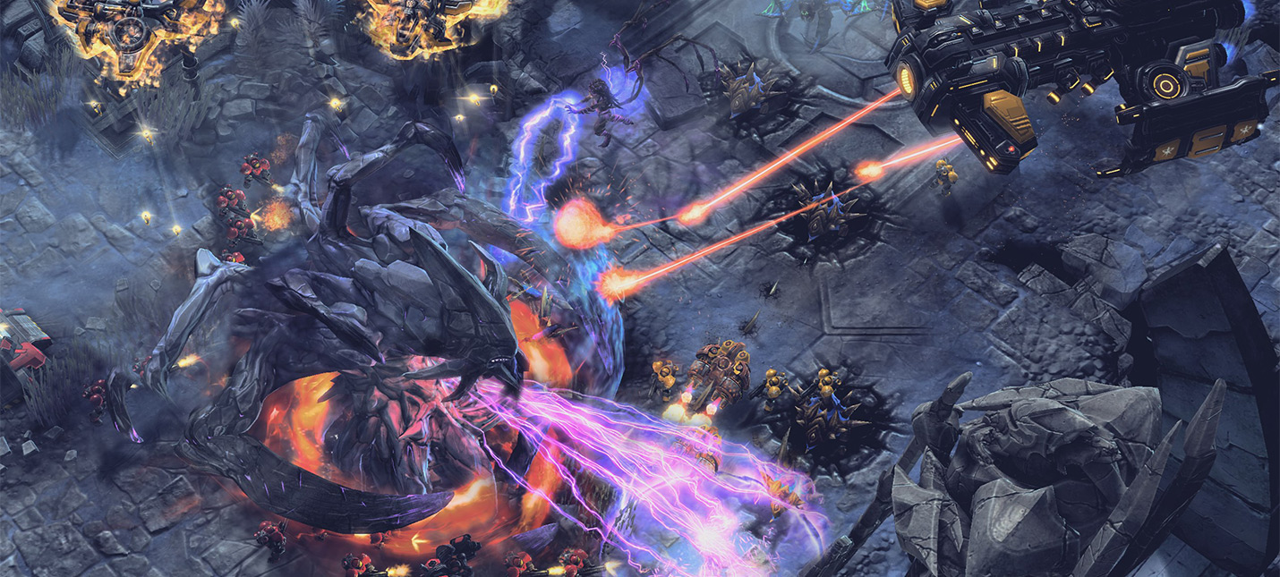 Слух: Ремастер StarCraft анонсируют 25 марта