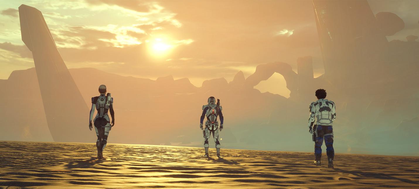 Где обзор Mass Effect Andromeda от Shazoo?