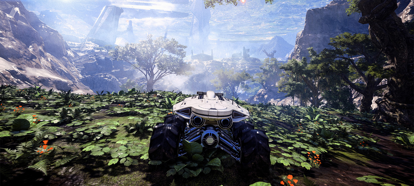 Релизные скриншоты Mass Effect Andromeda