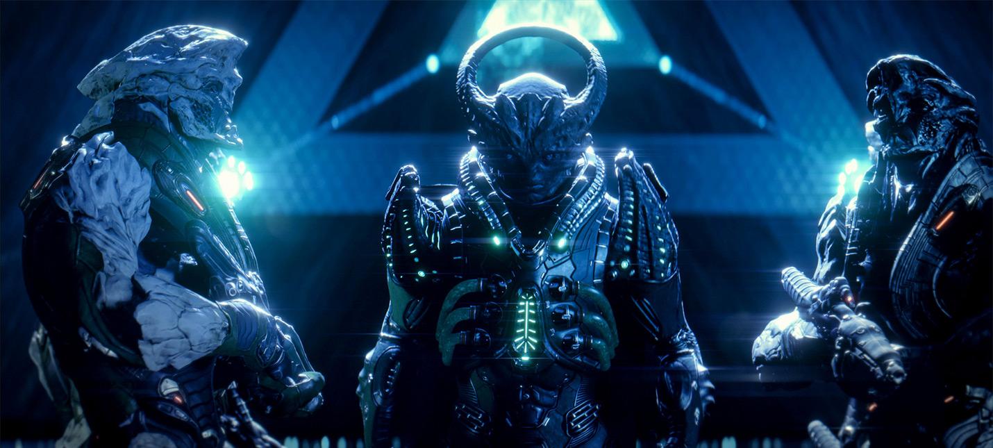 Новый драйвер Nvidia и патч PC-версии Mass Effect Andromeda