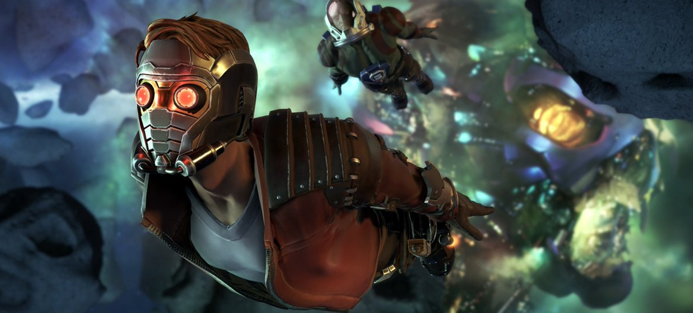 Первый эпизод Guardians of the Galaxy от TellTale выходит в апреле
