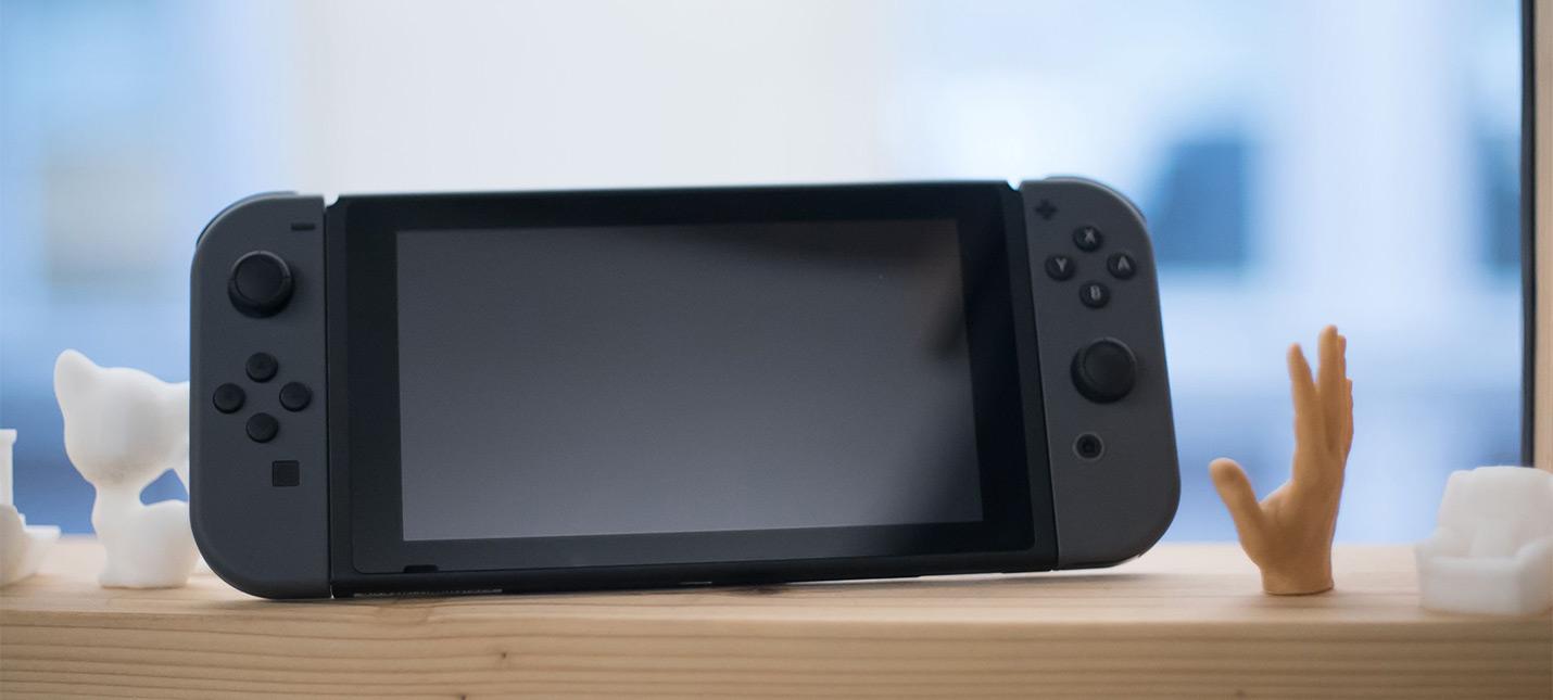 Nintendo Switch в Японии продается быстрее PS4