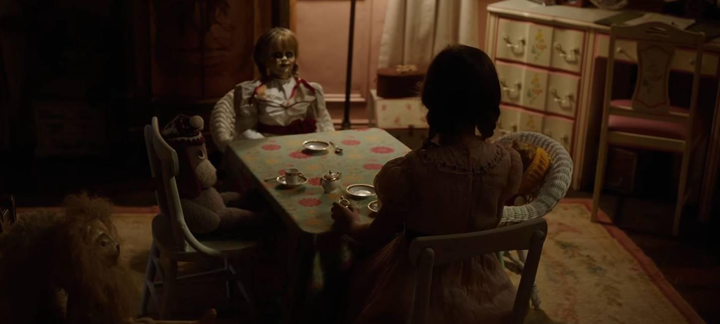 Первый трейлер хоррора Annabelle: Creation