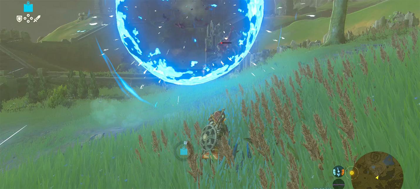 Патч Zelda: Breath of the Wild закрыл эксплоит на бесконечные стрелы