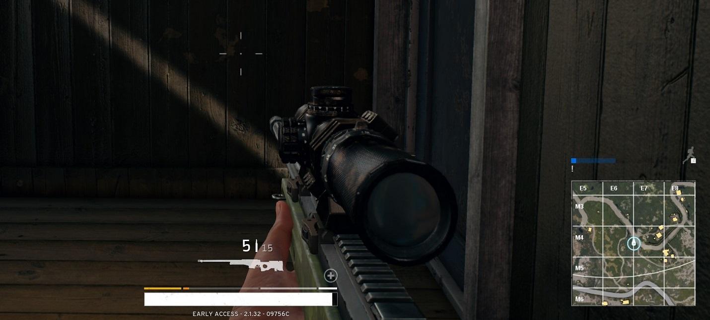 Гайд PlayerUnknown's Battlegrounds – где найти снайперскую винтовку