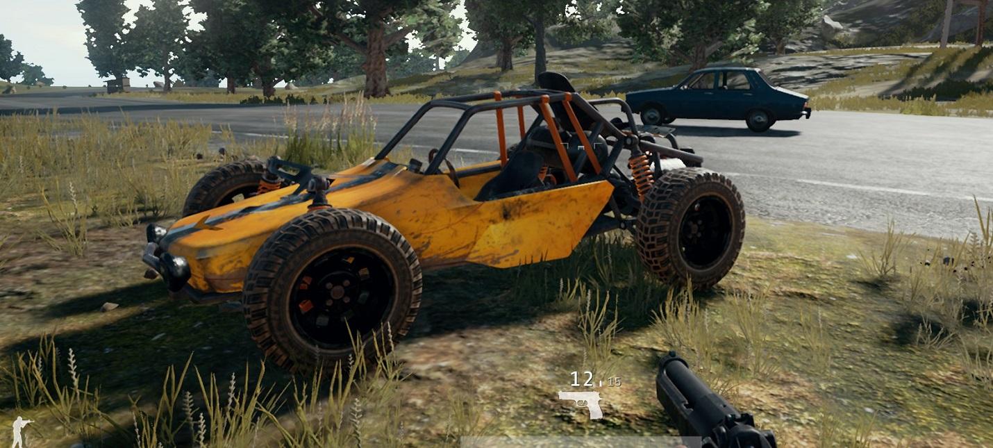 Гайд по PlayerUnknown's Battlegrounds – где искать машины