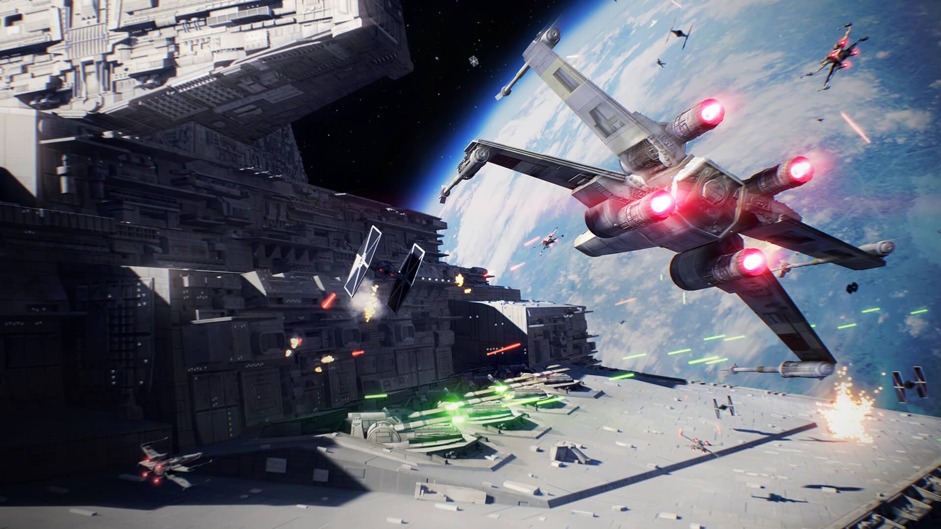 Скриншот STAR WARS Battlefront 2 #1