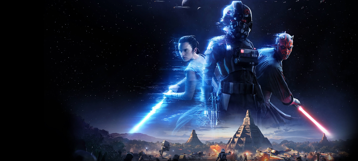 Для Star Wars Battlefront II не будет сезонного пропуска