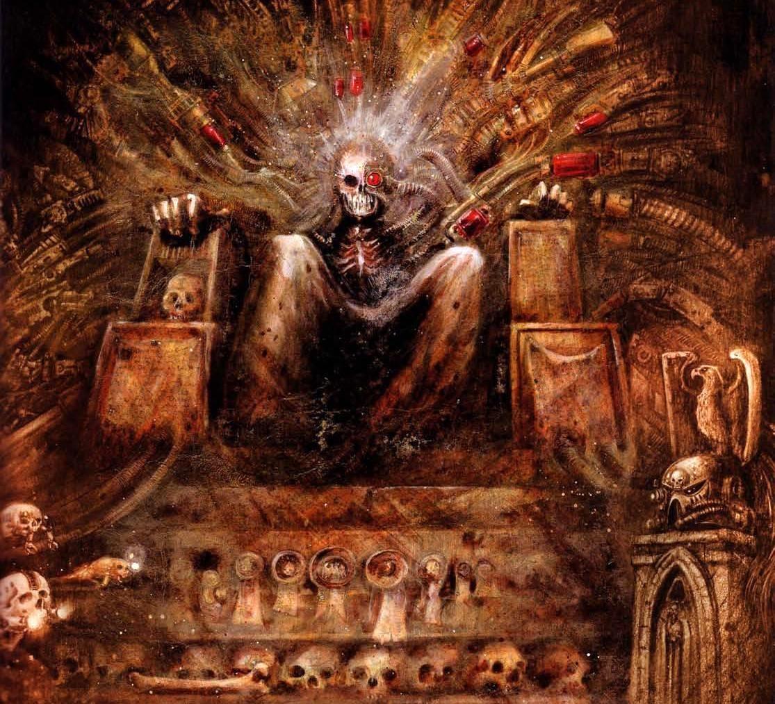 Warhammer 40k: История Империума Человечества - Shazoo