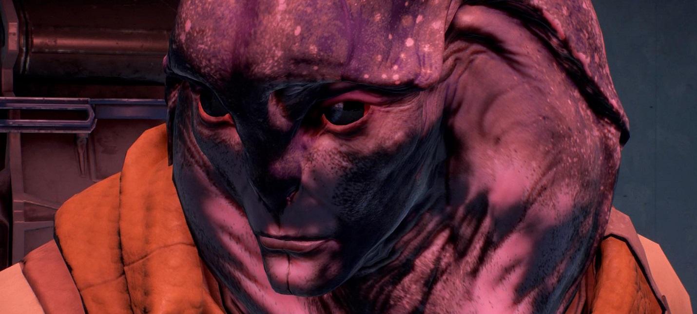 """Гайд по Mass Effect Andromeda — побочная миссия """"Безопасные путешествия"""""""