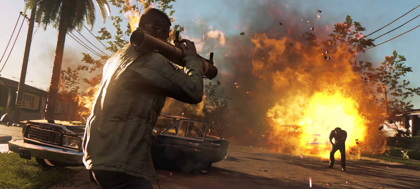 Mafia III получит новое DLC в конце мая