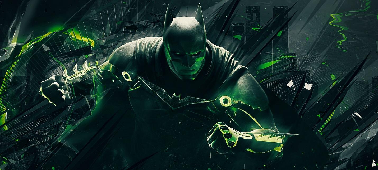 Гайд Injustice 2 по Бэтмэну — все приемы и комбо