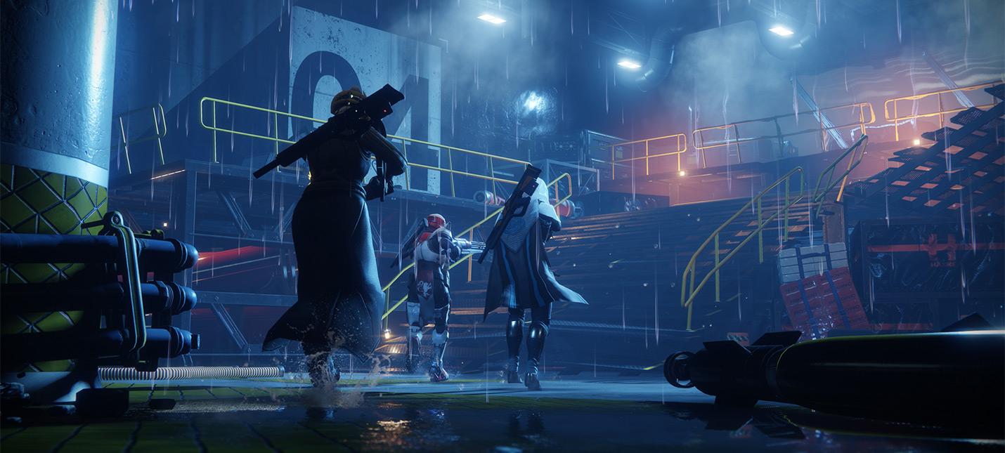 Видео с премьеры Destiny 2 — кланы и guided games