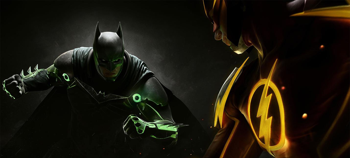 Результаты конкурса Injustice 2 и PS4