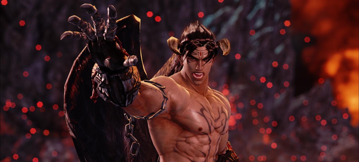 Файтинг Tekken 7 возглавил британский чарт продаж
