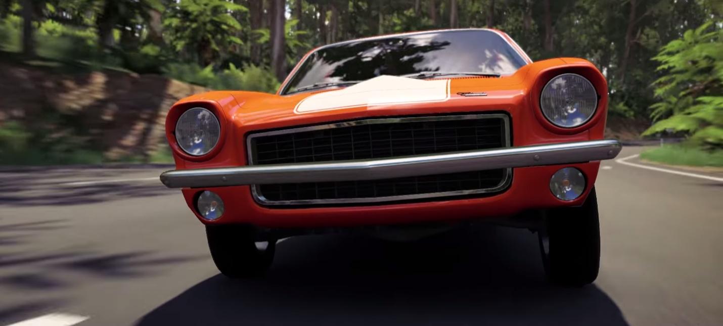 Forza Horizon 3 получит пак машин Mountain Dew уже завтра
