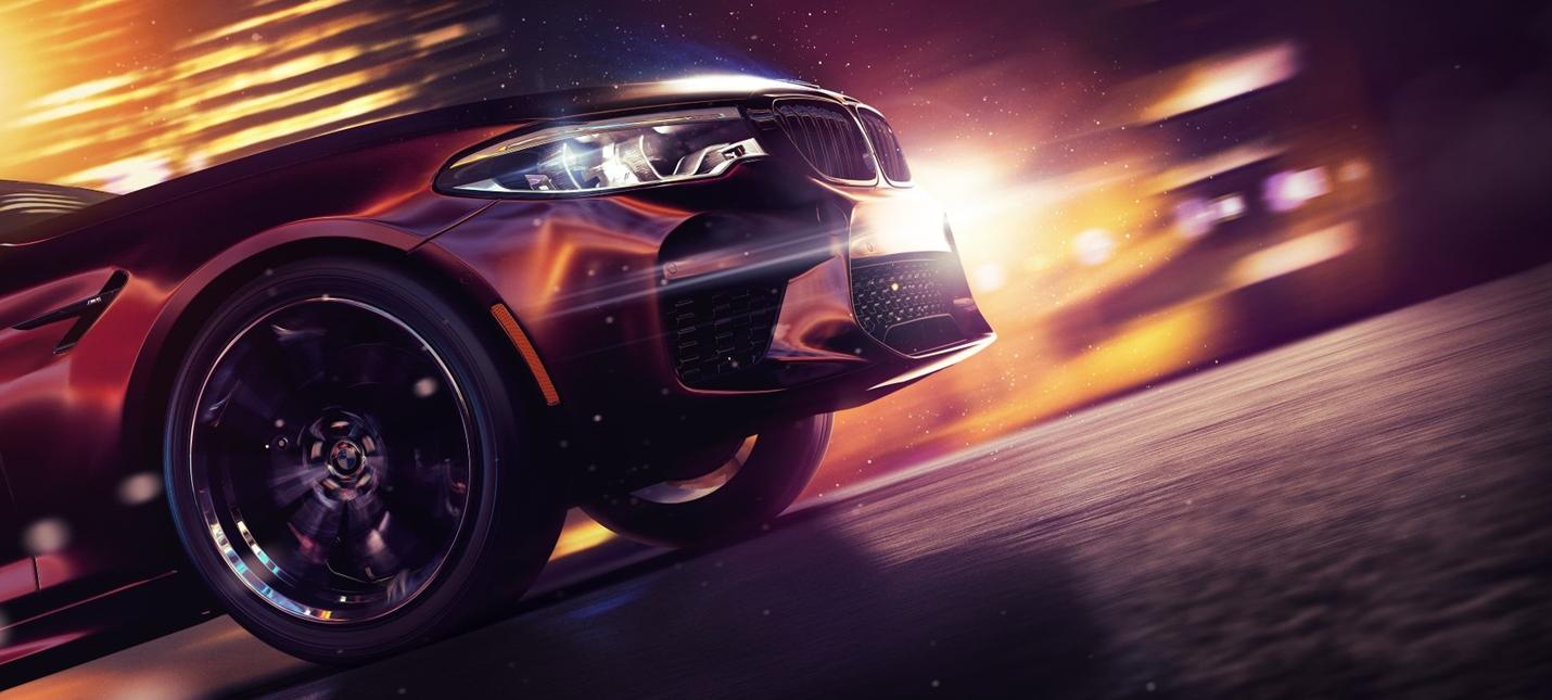 Трейлер Need for Speed Payback воссоздан в GTA V
