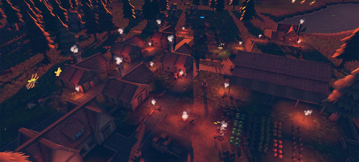 Community Inc — градостроительный симулятор вперемешку с Sims, релиз летом