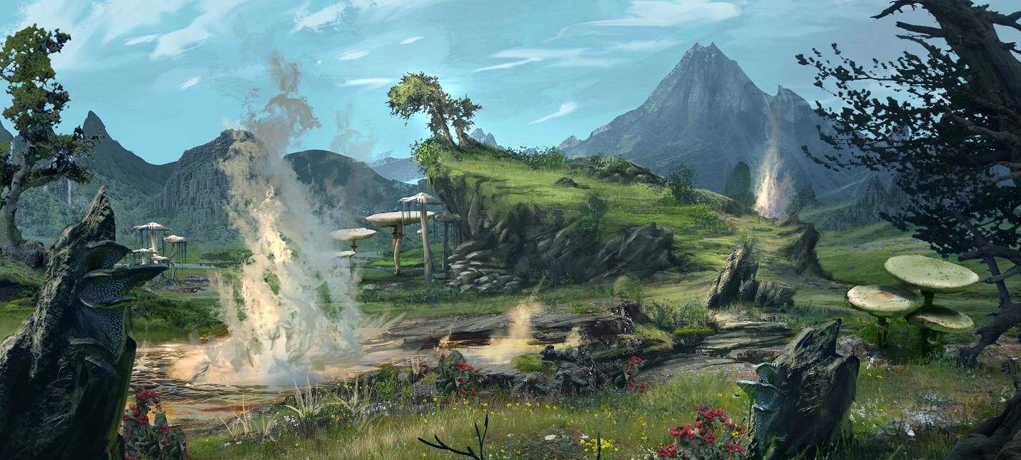 Гайд по The Elder Scrolls Online: Morrowind — расположение элитных зон и данжей