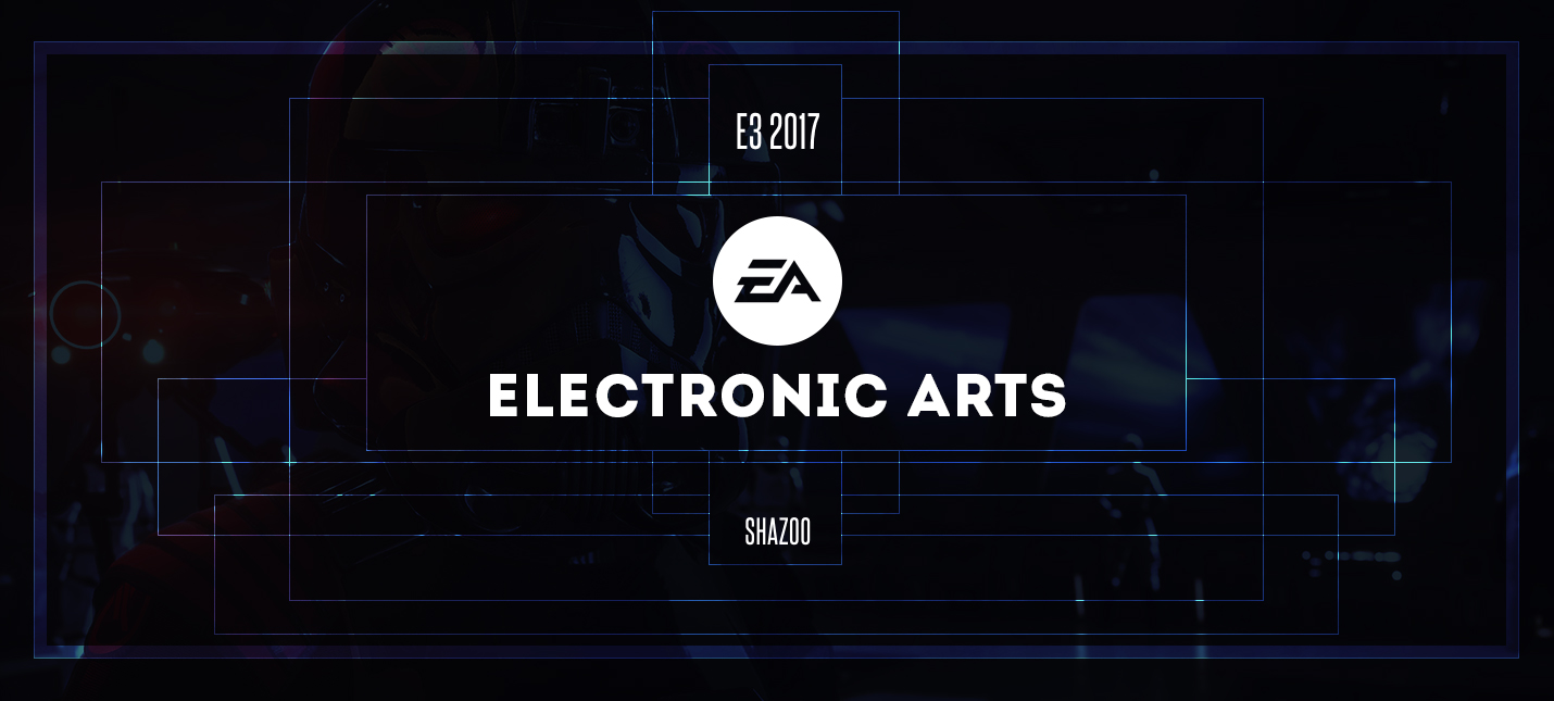 Трансляция пресс-конференции EA: Battlefront 2, NFS, BF1 и Боб Дилан