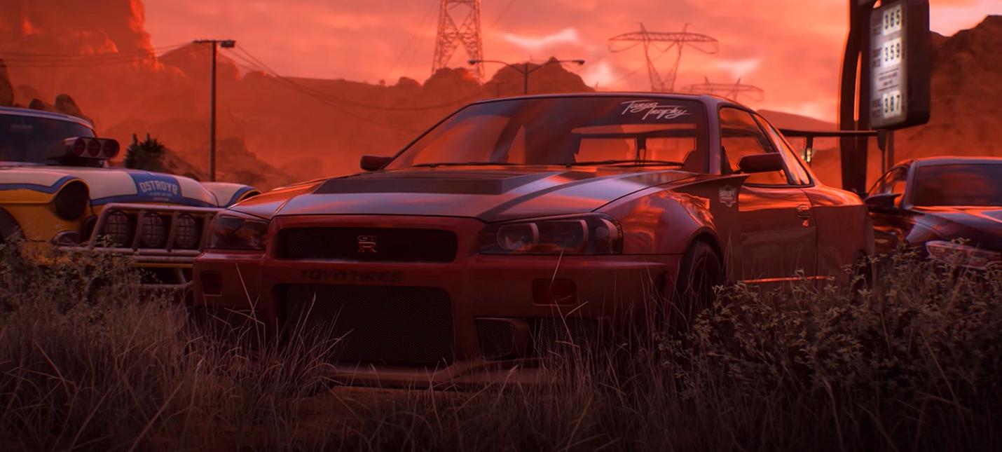 E3 2017: Первый геймплей Need for Speed Payback