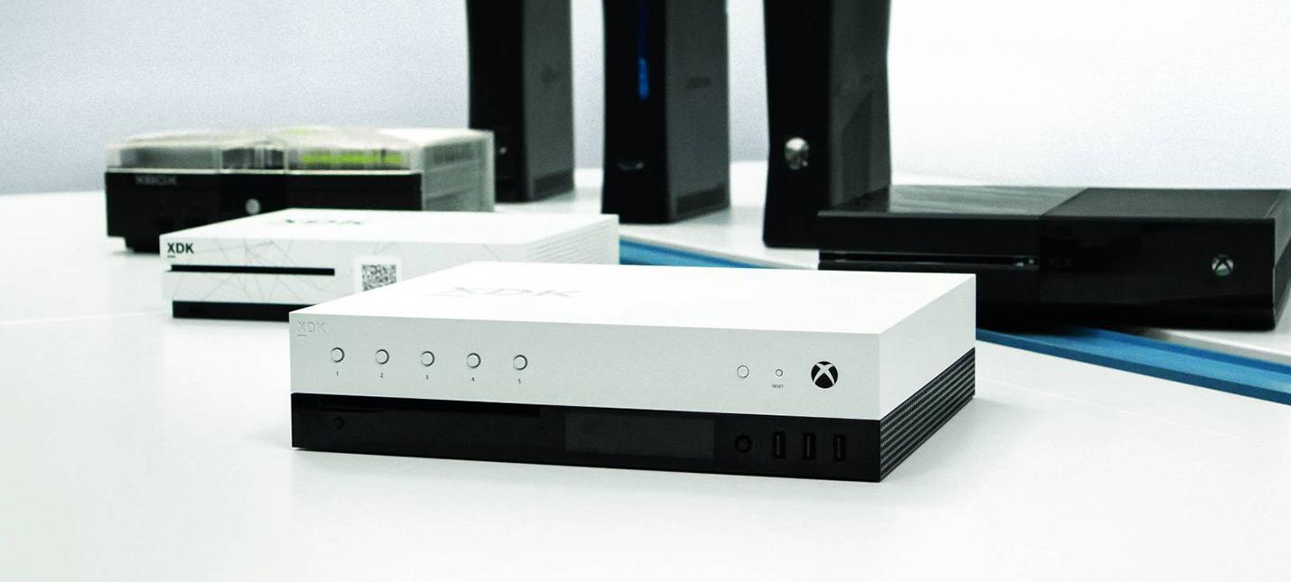 Утечка: Project Scorpio получил название Xbox Scorpio